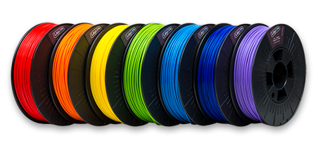 Lay3rs PLA filament rollen